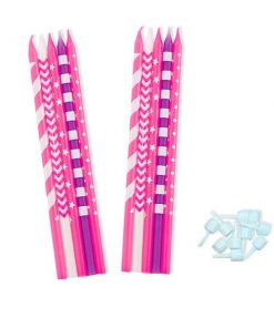 10-kerzen-pink-lila-weiSS-gemustert-15-cm_GI-50991_1.jpg