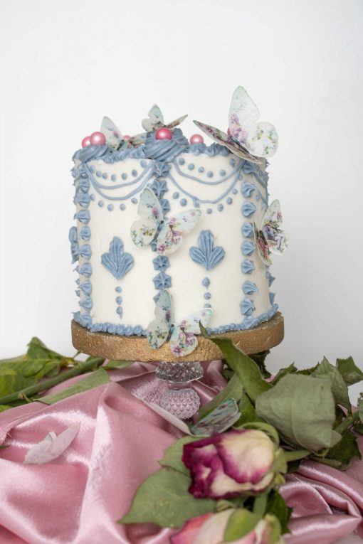Vintage-Rose-Butterfly-Cake-scaled